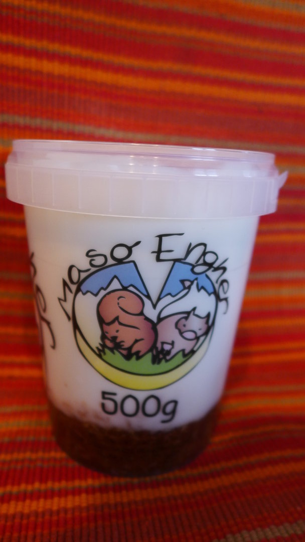 Yogurt Miele e Cereali - 500 gr